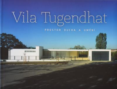 Sleva knihy Vila Tugendhat
