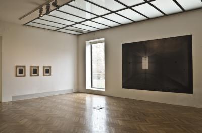 Výstava Libora Teplého v Domě umění města Brna